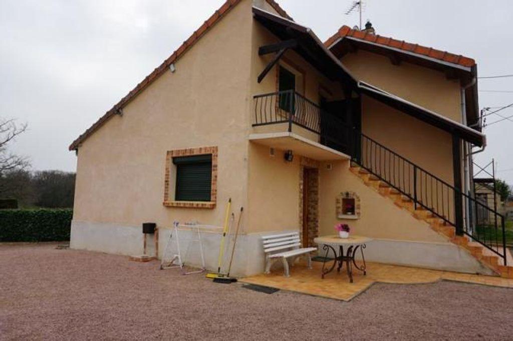 Achat maison 3 chambre(s) - Le Donjon