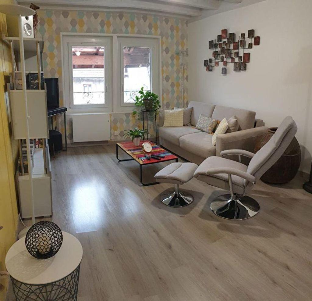 Achat appartement 3pièces 73m² - Péron