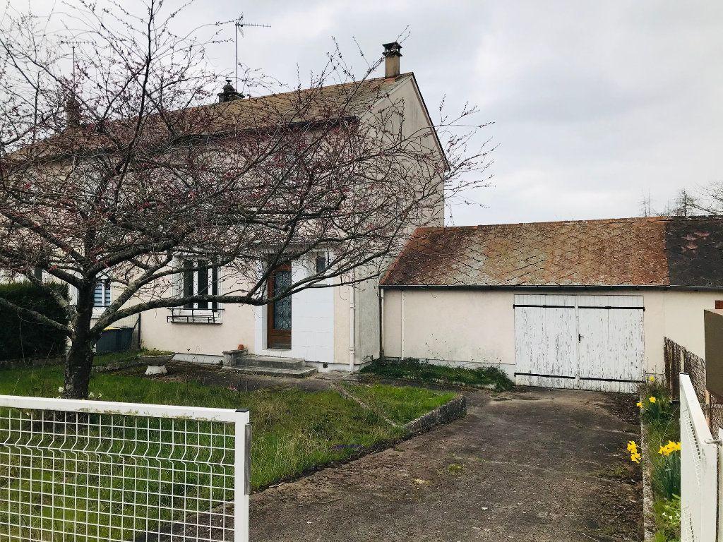 Achat maison 3chambres 84m² - Varennes-Vauzelles
