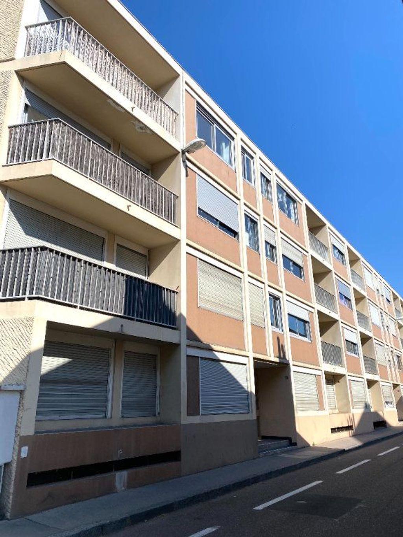 Achat appartement 2pièces 44m² - Dijon