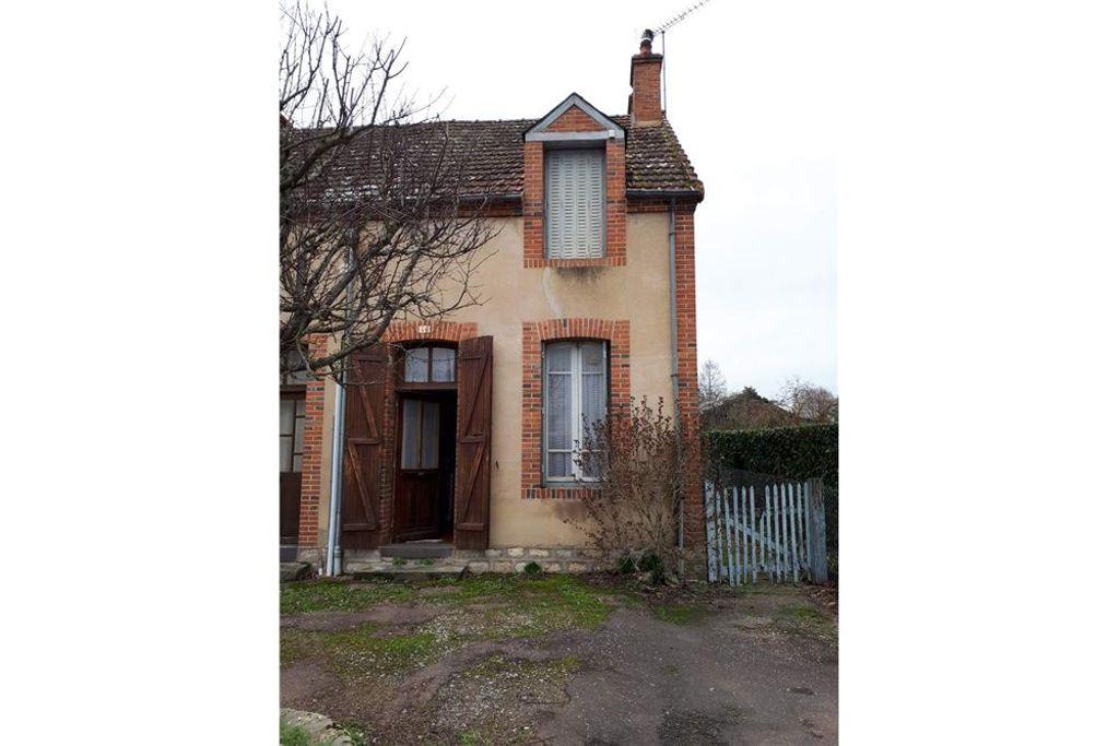Achat maison 2chambres 55m² - Lucenay-lès-Aix
