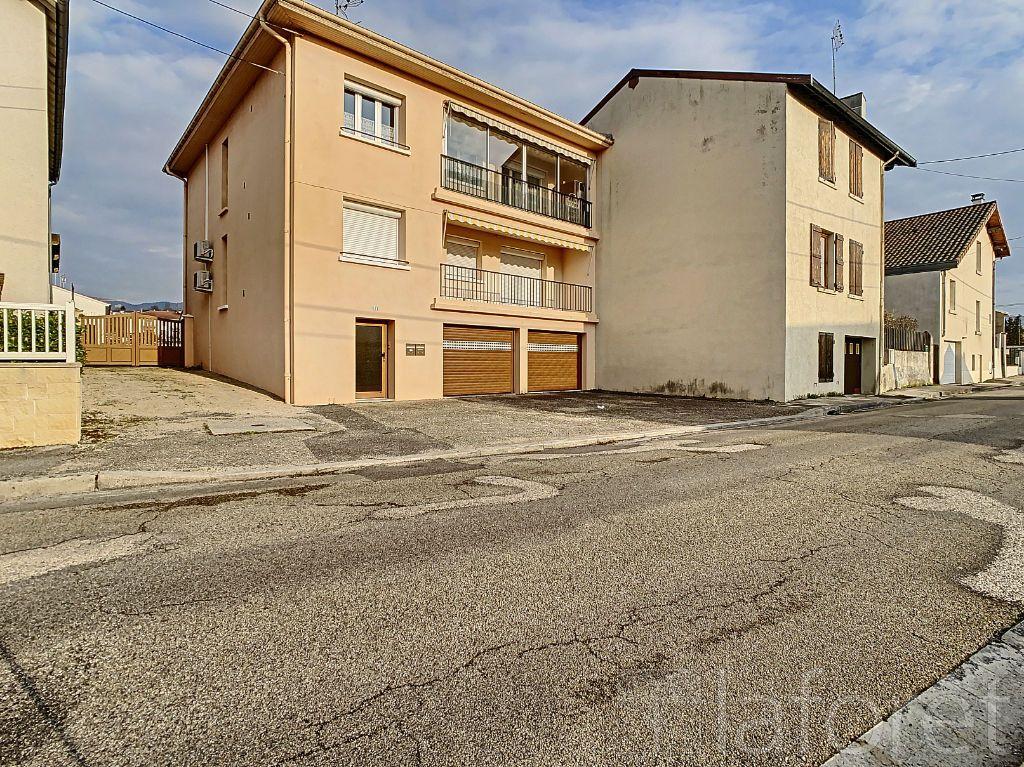 Achat appartement 5pièces 90m² - Ambérieu-en-Bugey