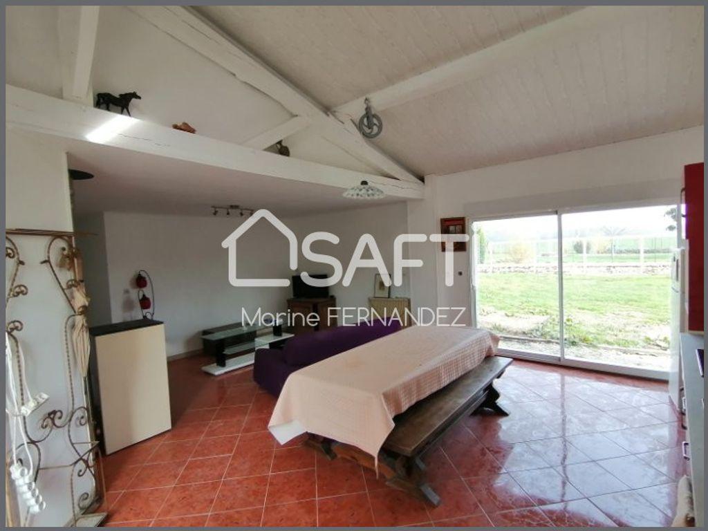 Achat maison 2chambres 78m² - Saint-Florentin