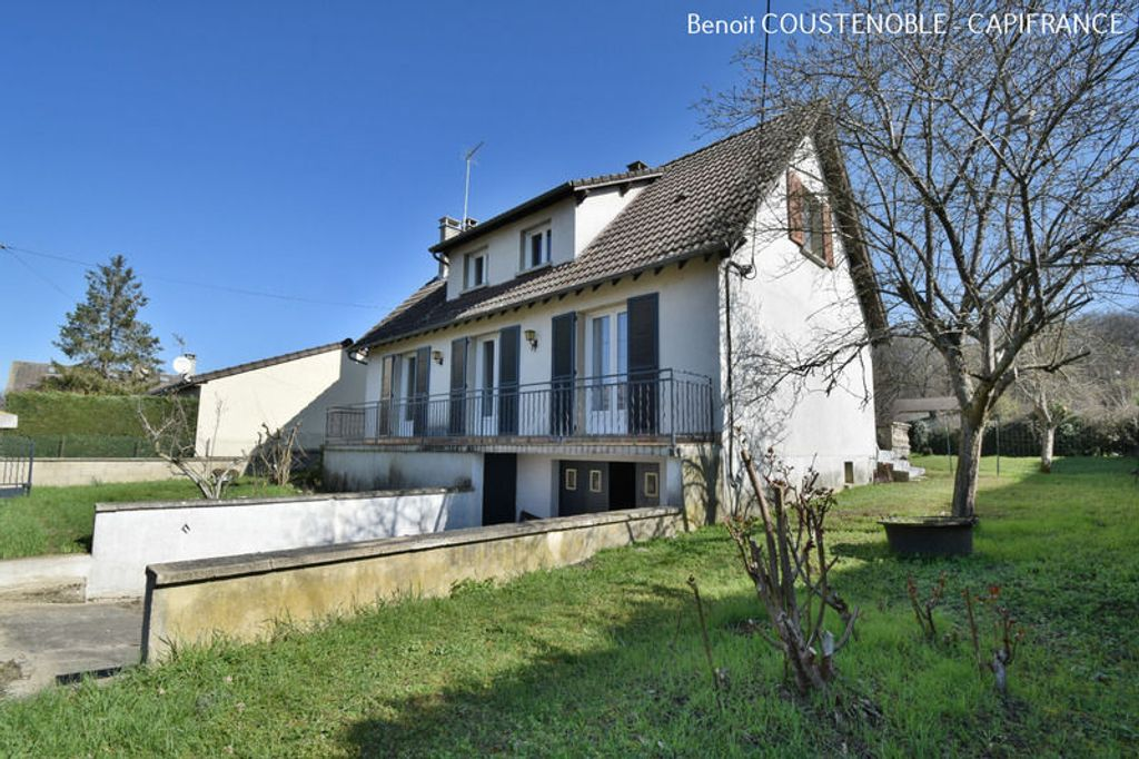 Achat maison 5chambres 117m² - Chemilly-sur-Yonne