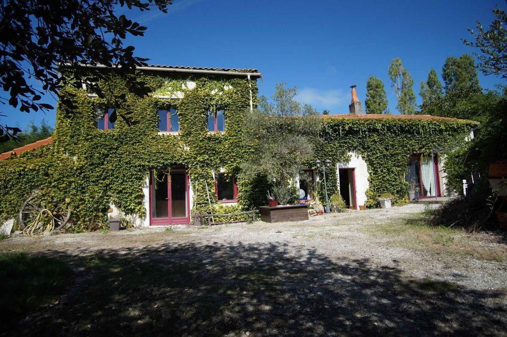 Achat maison 4chambres 130m² - Saint-Martin-des-Fontaines
