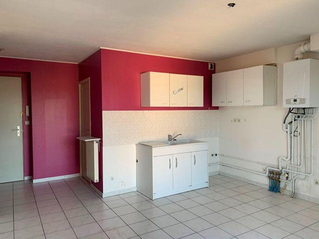 Achat appartement 2pièces 44m² - Jassans-Riottier