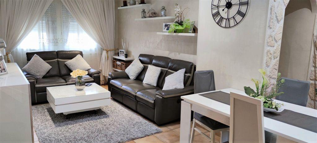 Achat appartement 4pièces 94m² - Marseille 3ème arrondissement