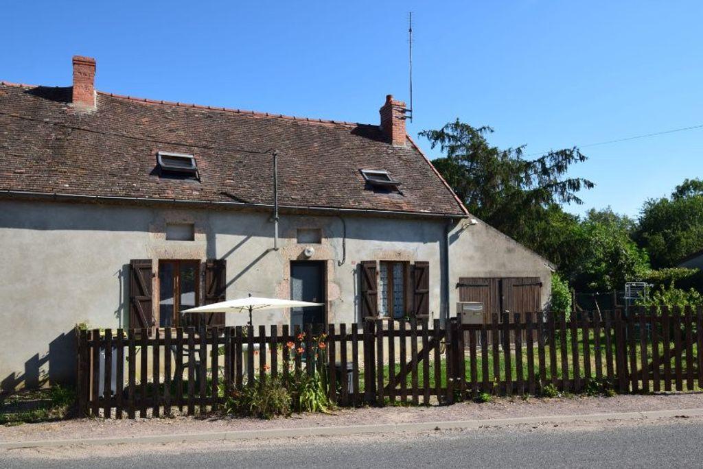 Achat maison 2 chambre(s) - Louroux-de-Bouble