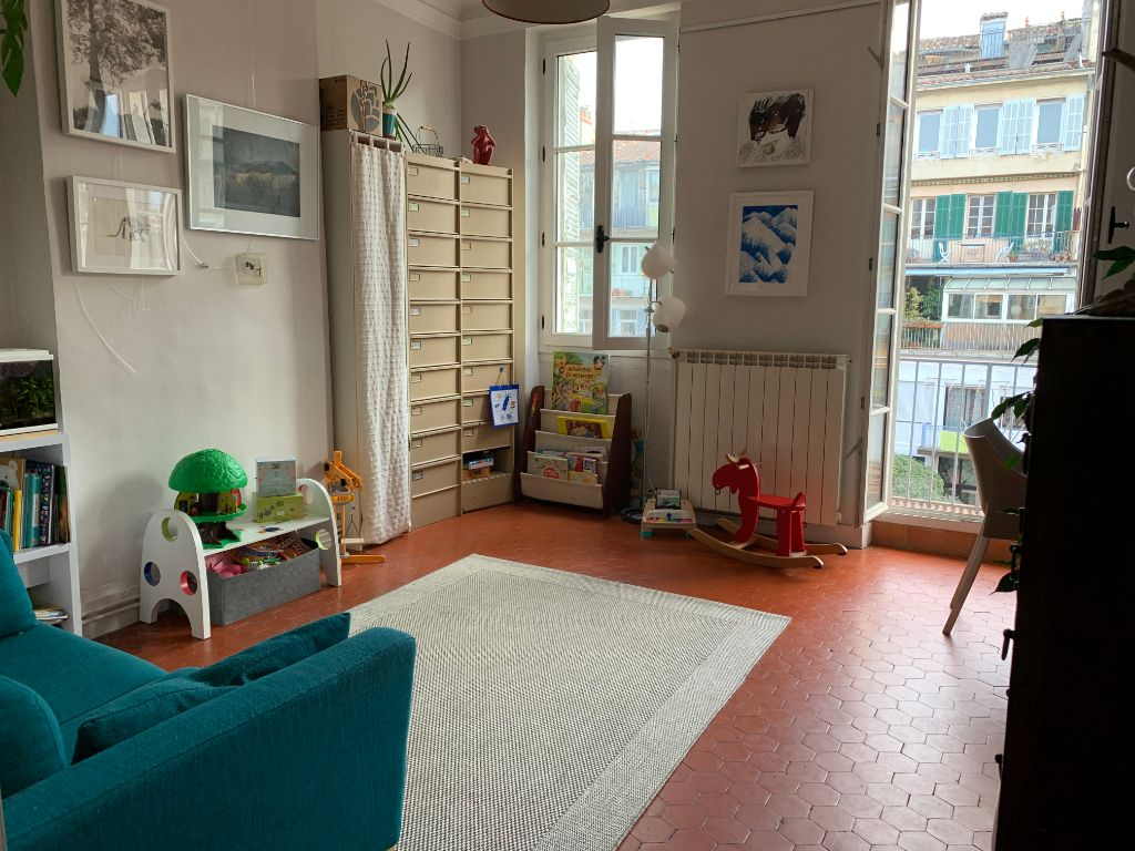 Achat appartement 3pièces 62m² - Marseille 1er arrondissement