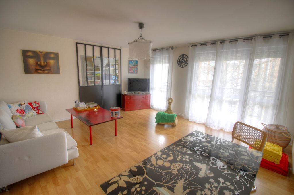 Achat appartement 4pièces 75m² - Courcouronnes