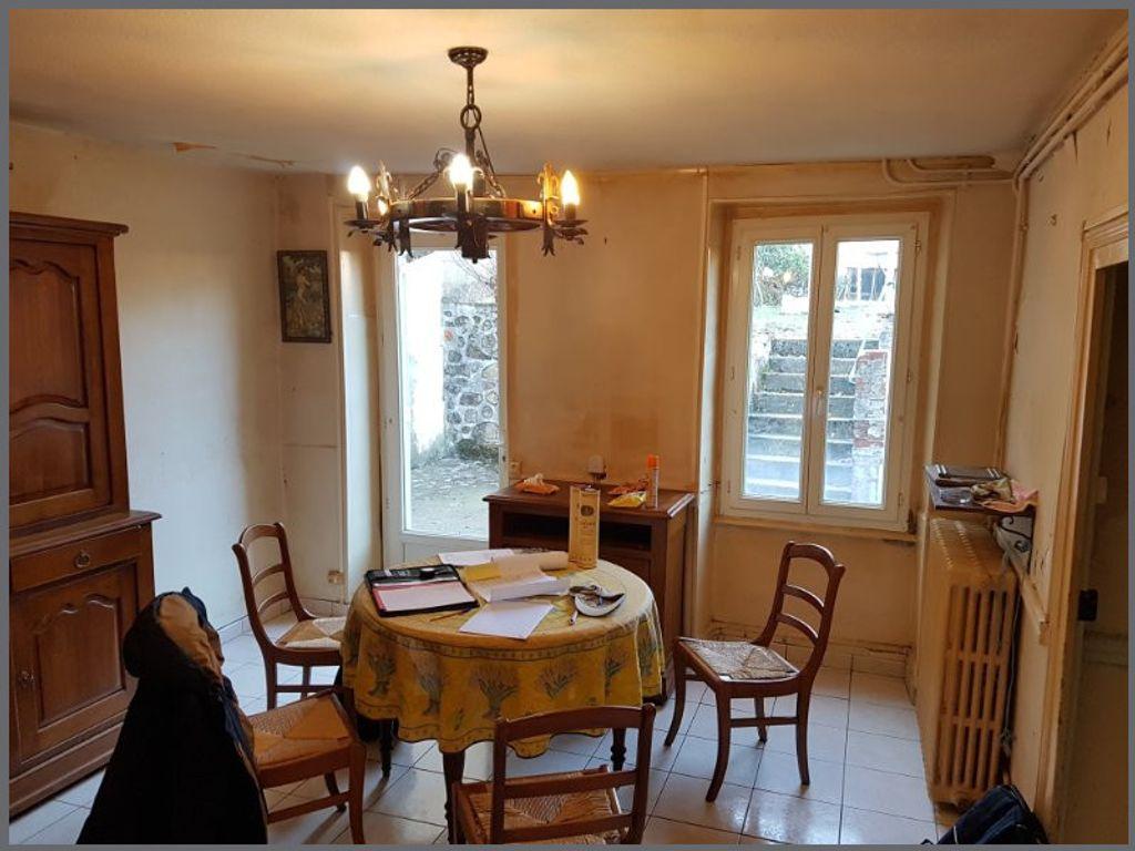 Achat maison 3chambres 112m² - Ouroux-en-Morvan