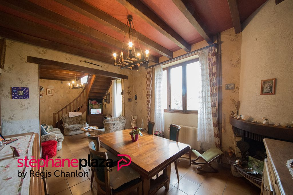 Achat maison 4chambres 107m² - Challuy