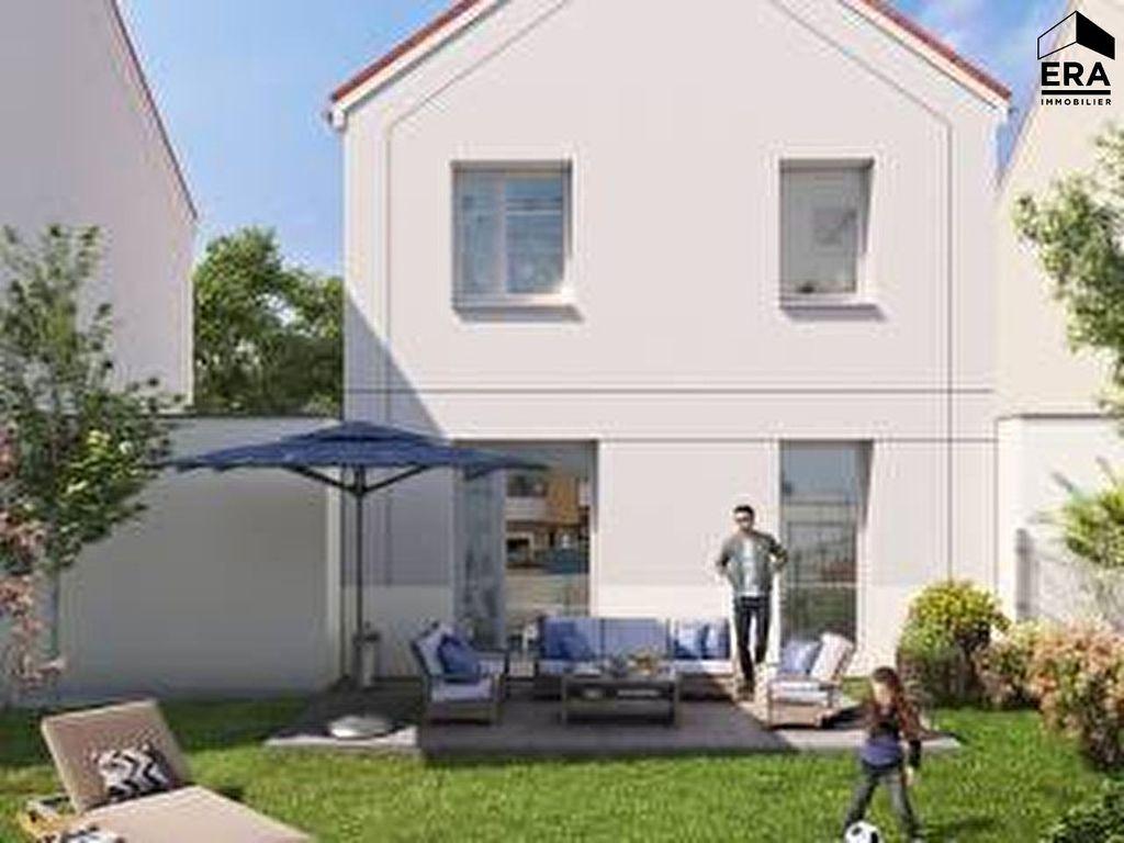 Achat maison 4chambres 92m² - Bourg-en-Bresse