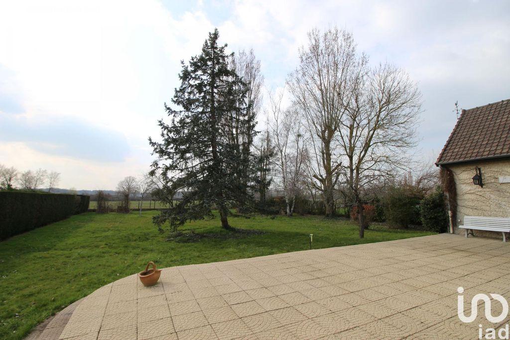 Achat maison 4chambres 118m² - Villeneuve-les-Bordes