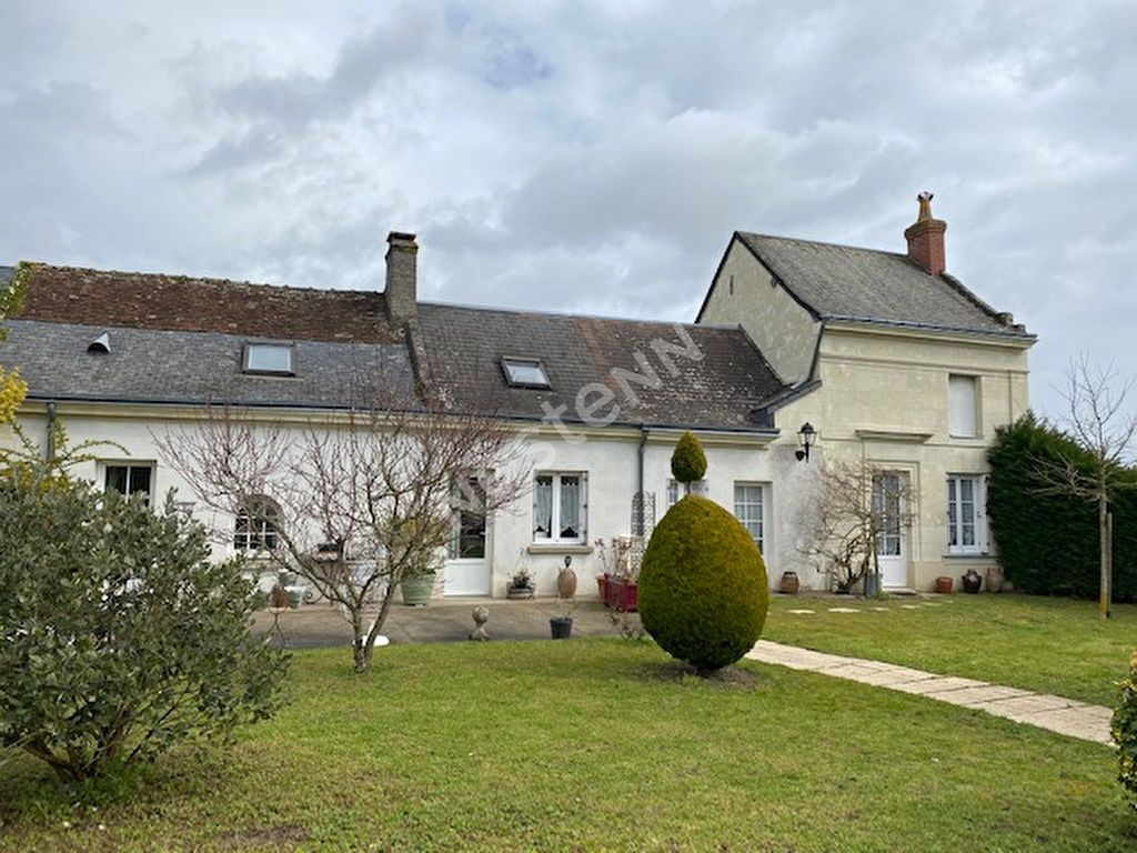 Achat maison 3chambres 121m² - Savigny-en-Véron