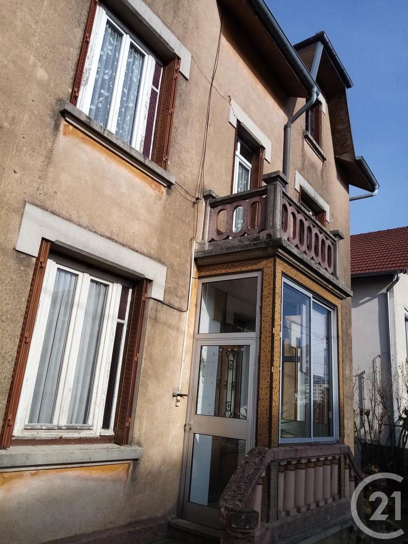 Achat maison 5chambres 200m² - Besançon