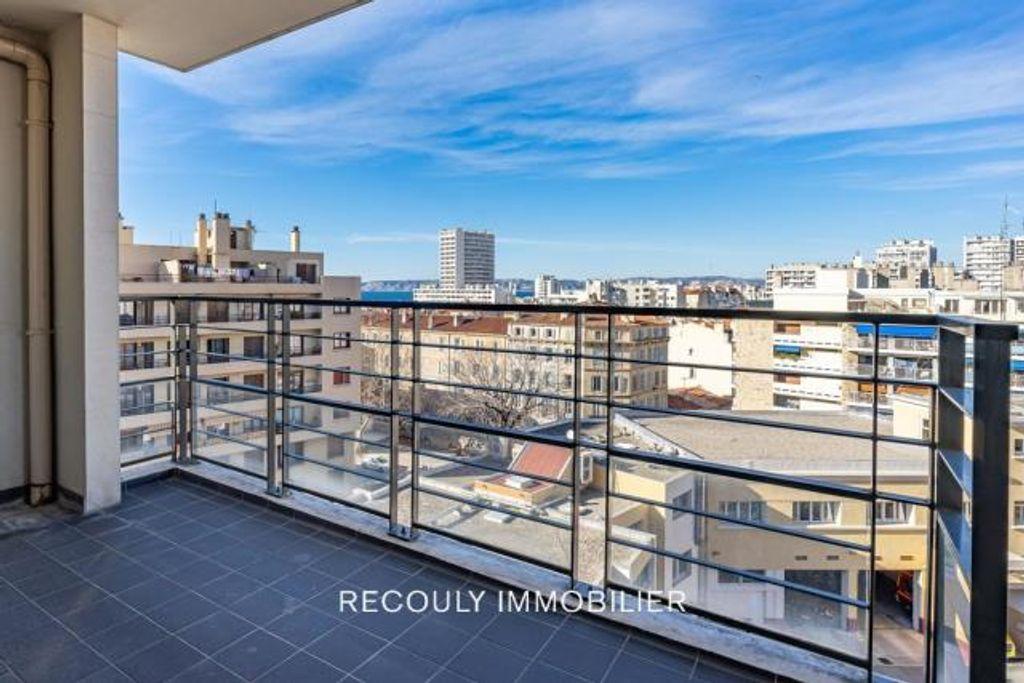 Achat appartement 3pièces 70m² - Marseille 7ème arrondissement