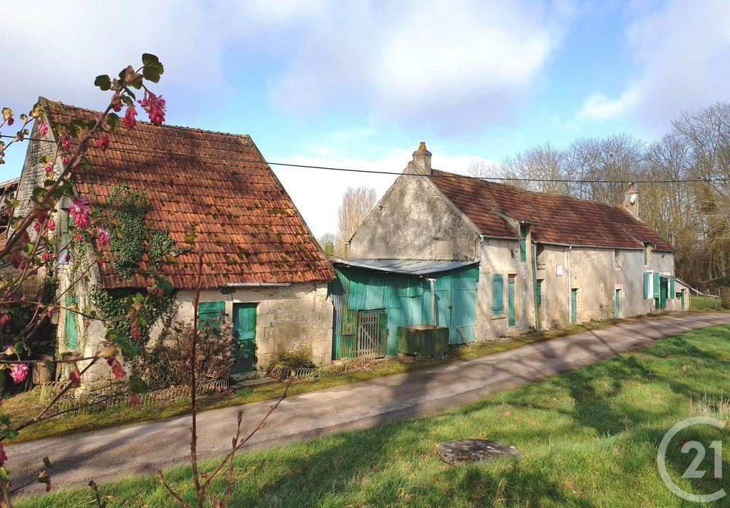 Achat maison 1chambre 41m² - Saint-Quentin-sur-Nohain