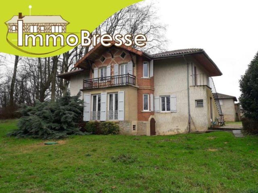 Achat maison 2chambres 165m² - Pont-de-Vaux