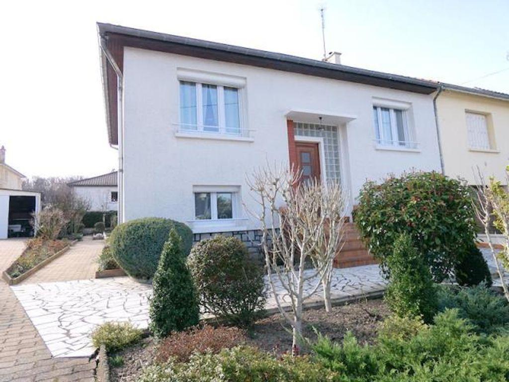 Achat maison 3chambres 104m² - Bellerive-sur-Allier