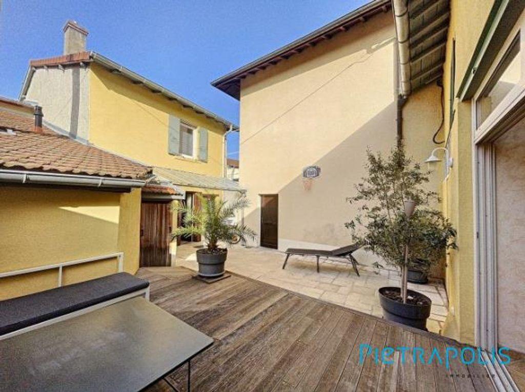 Achat maison 3chambres 99m² - Villars-les-Dombes