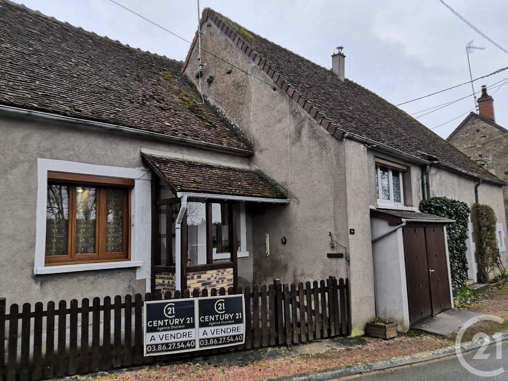 Achat maison 3chambres 89m² - Dompierre-sur-Nièvre