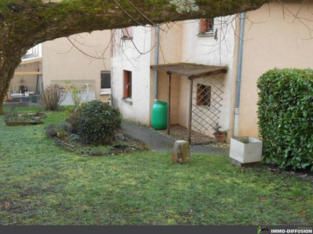 Achat maison 2chambres 53m² - Saint-Paul-de-Varax