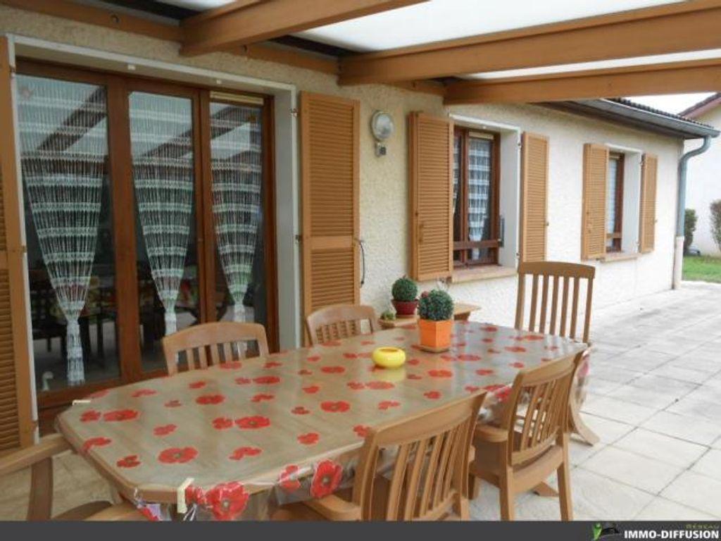 Achat maison 3chambres 91m² - Saint-Paul-de-Varax
