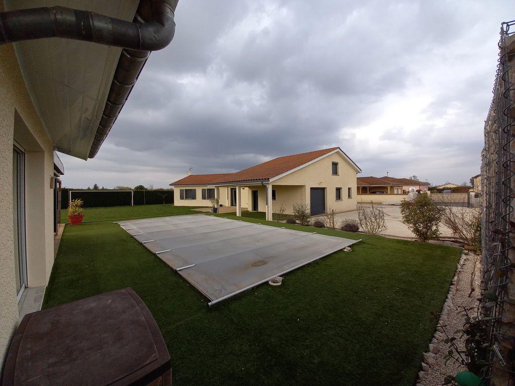 Achat maison 4chambres 165m² - Bâgé-la-Ville