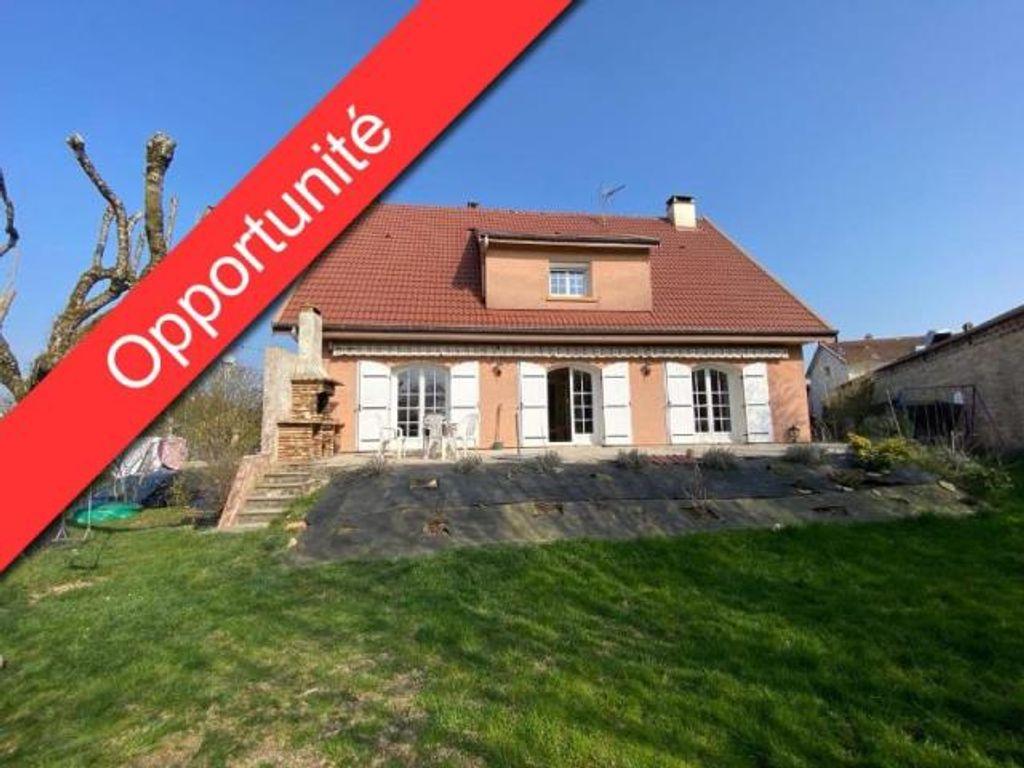 Achat maison 4chambres 188m² - Bourg-en-Bresse