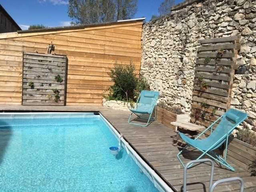 Achat appartement 4pièces 90m² - Montboucher-sur-Jabron