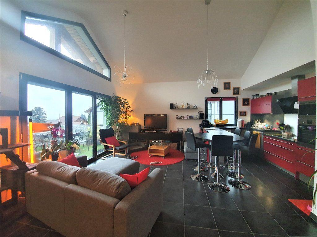 Achat appartement 4pièces 92m² - Saint-Jean-de-Gonville