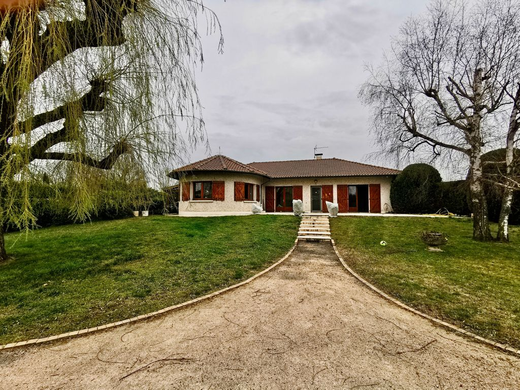 Achat maison 5chambres 190m² - Messimy-sur-Saône