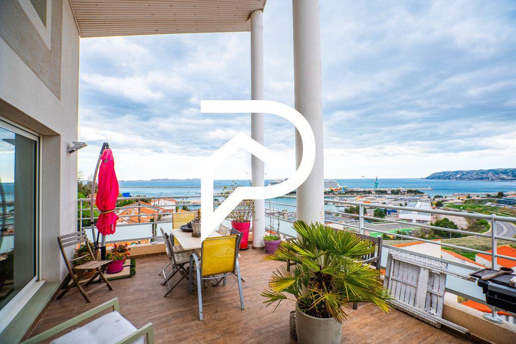 Achat appartement 4pièces 168m² - Marseille 16ème arrondissement