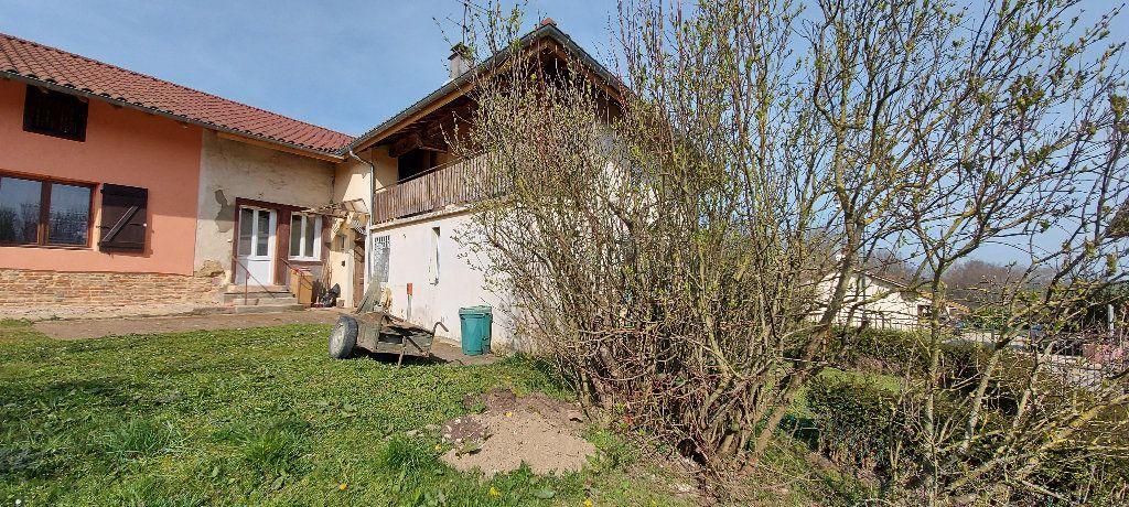 Achat maison 2chambres 136m² - Saint-Nizier-le-Bouchoux