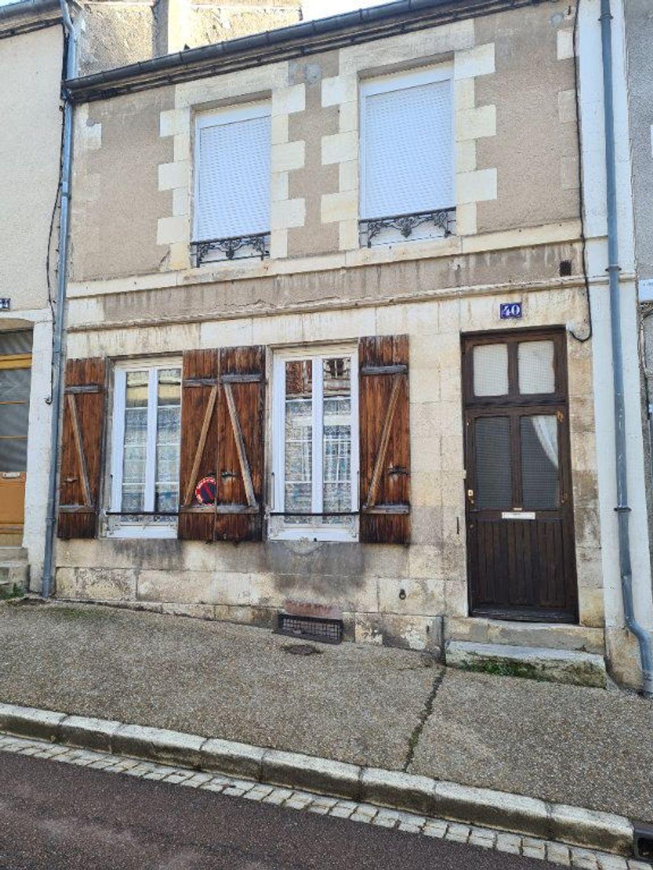 Achat maison 2chambres 90m² - La Charité-sur-Loire