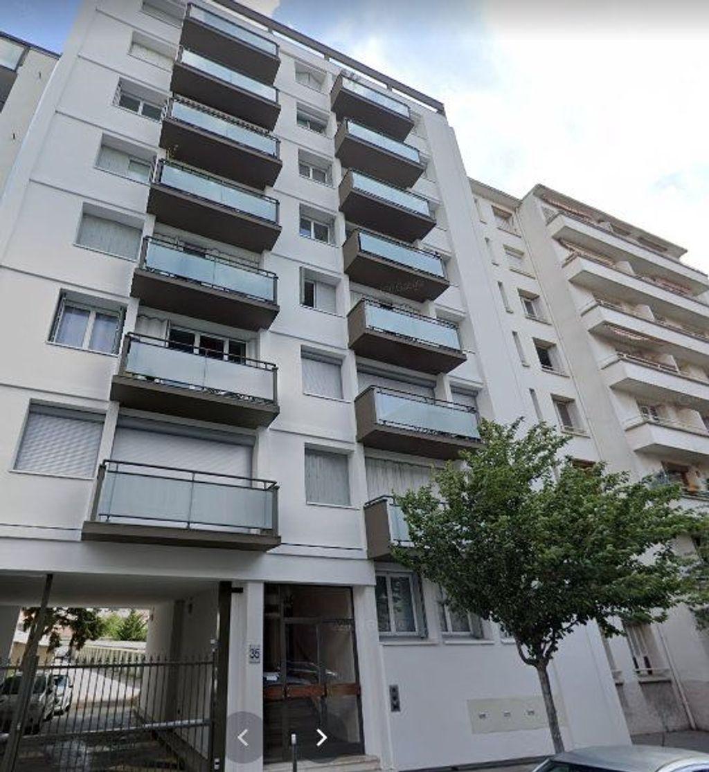 Achat studio 30m² - Lyon 8ème arrondissement