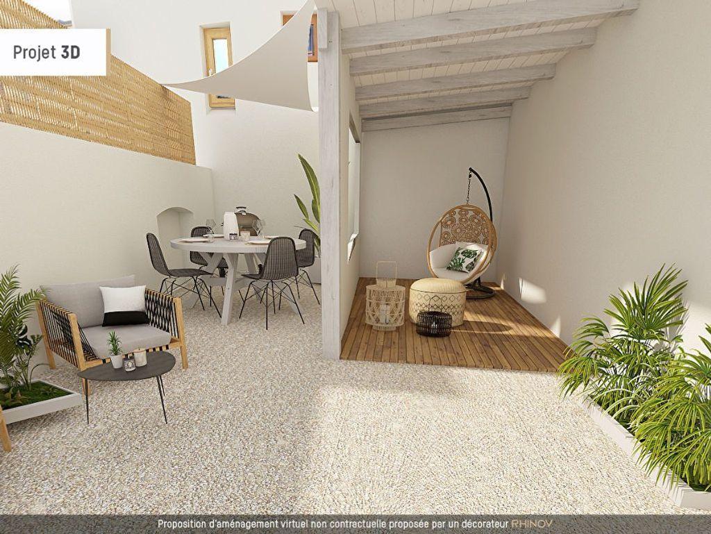 Achat appartement 2pièces 53m² - Châtillon-sur-Chalaronne