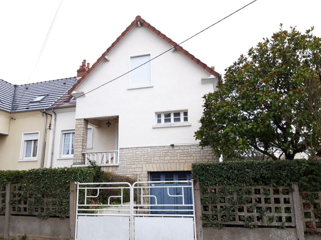 Achat maison 3chambres 130m² - Nevers