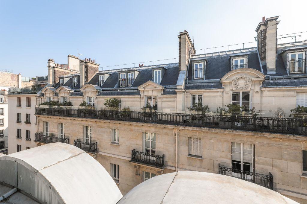 Achat studio 18m² - Paris 16ème arrondissement
