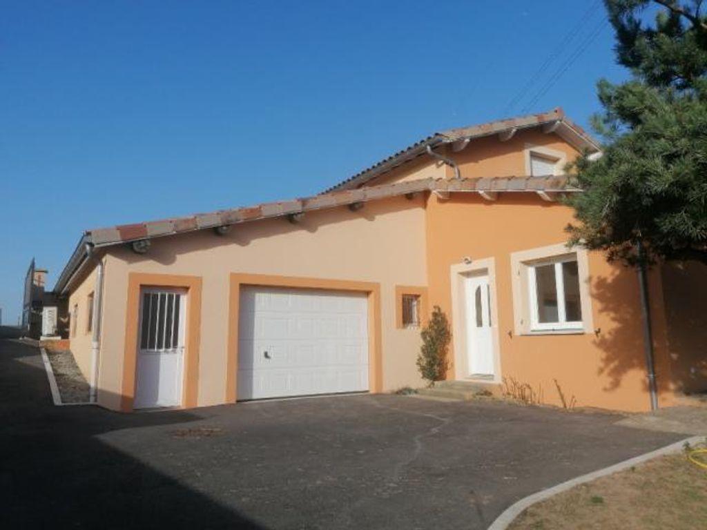 Achat maison 4chambres 197m² - Beaumont-Monteux