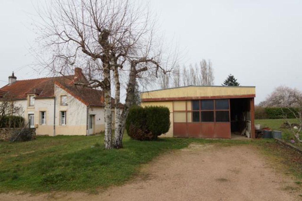 Achat maison 2chambres 60m² - Marzy
