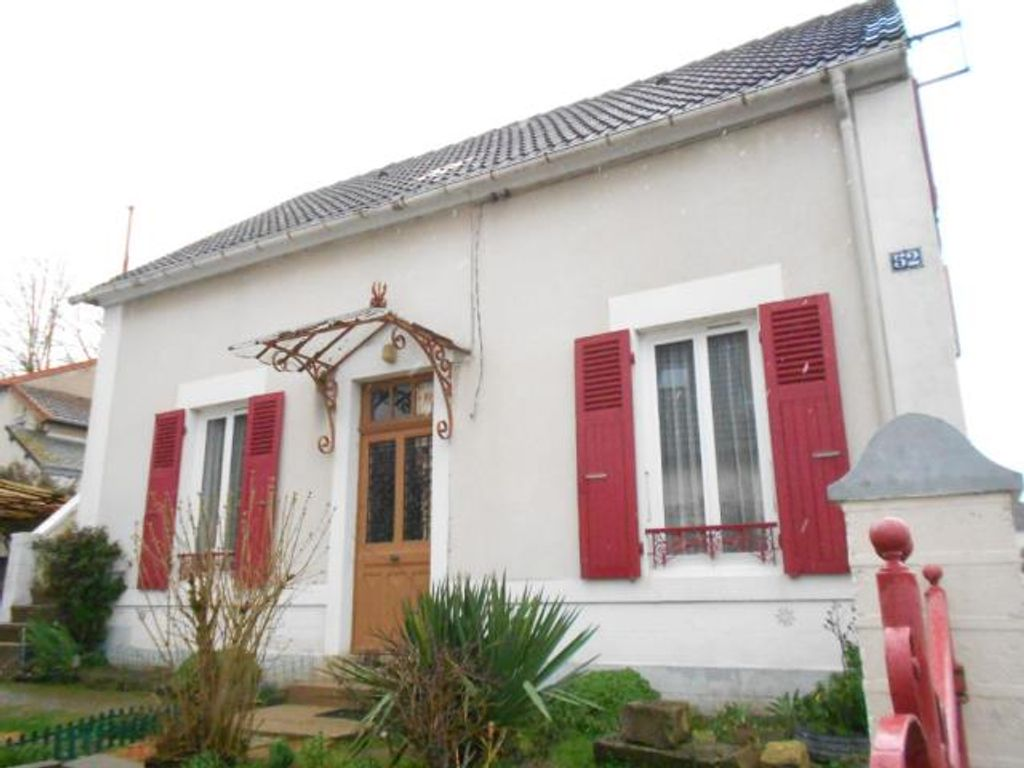 Achat maison 3chambres 112m² - Nevers