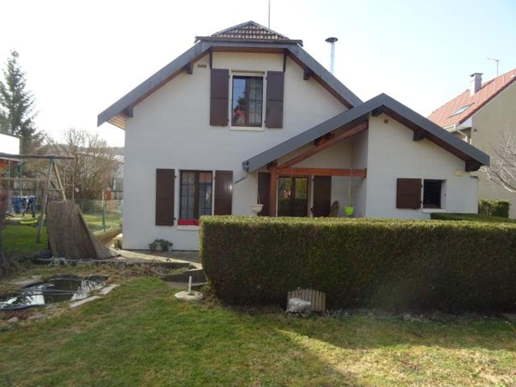 Achat maison 2 chambres 90 m² - Pontarlier