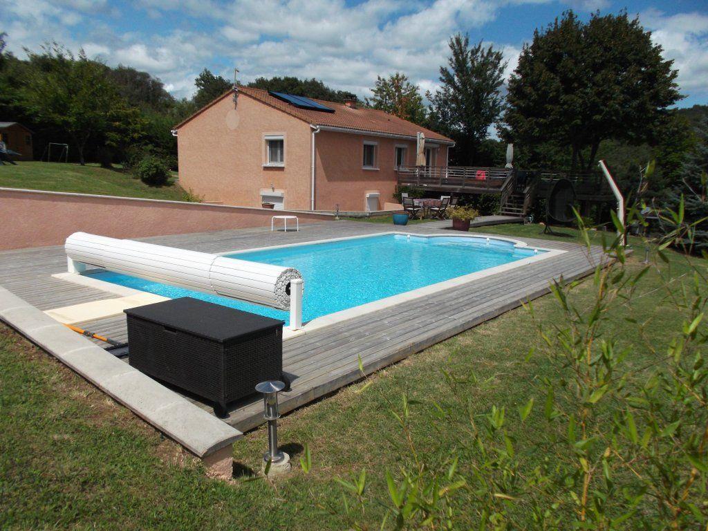 Achat maison 6chambres 175m² - Saint-Donat-sur-l'Herbasse