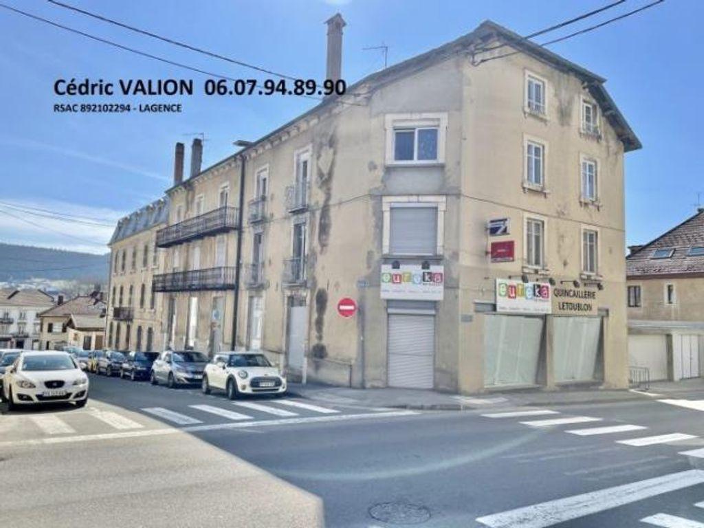 Achat appartement 3pièces 62m² - Morteau