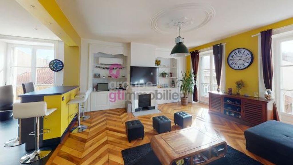 Achat appartement 4pièces 81m² - Le Puy-en-Velay
