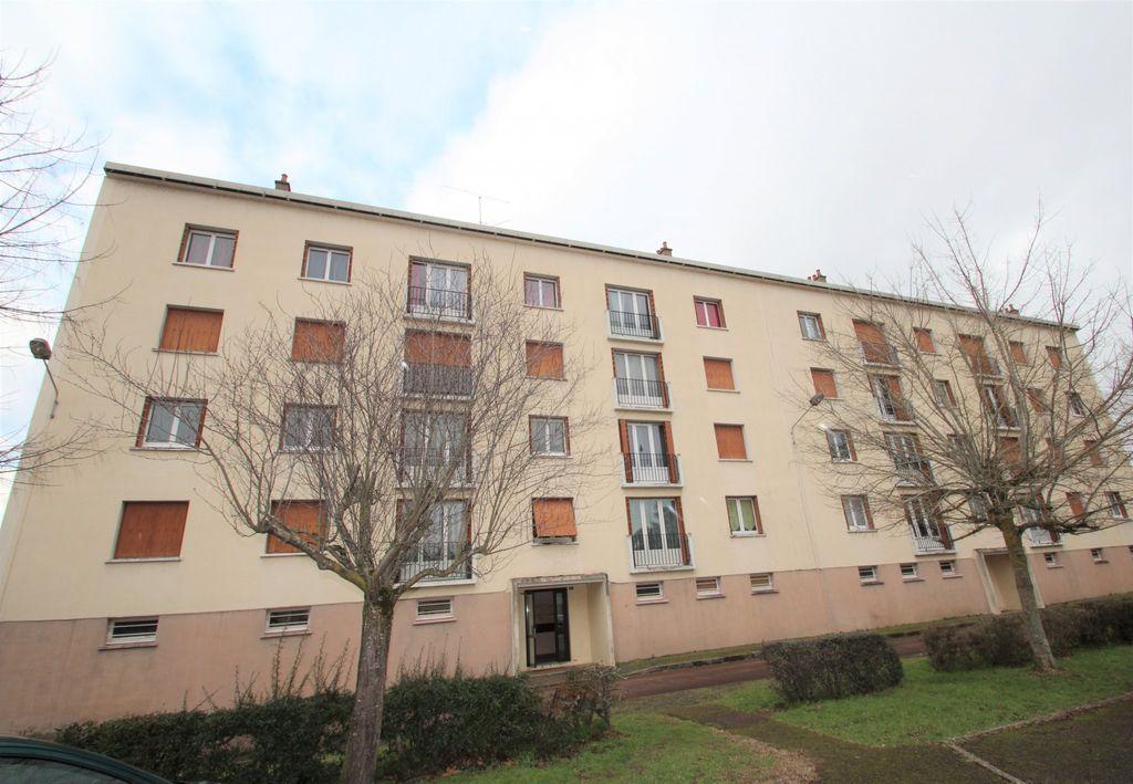 Achat appartement 5pièces 80m² - Decize