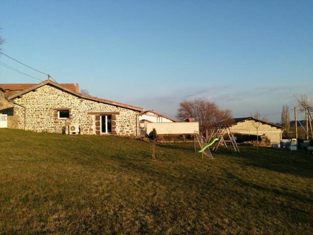 Achat maison 4chambres 175m² - Vernassal