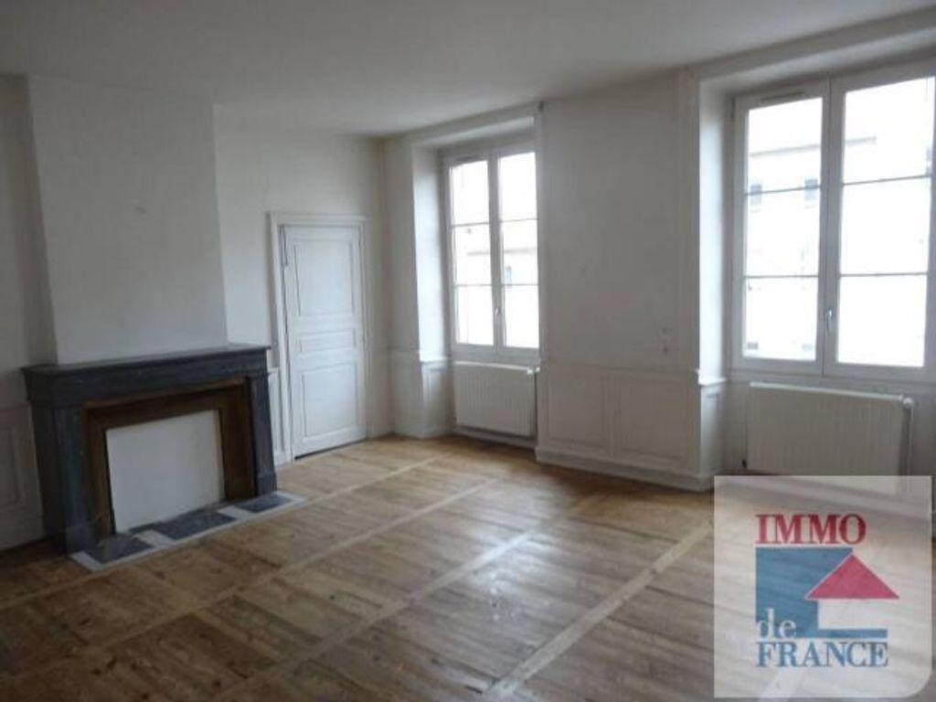 Achat appartement 6pièces 118m² - Le Puy-en-Velay